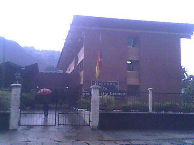 Hotel de ville de Limbé