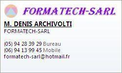 Formatech SARL