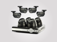 Kits de vidéo-surveillance