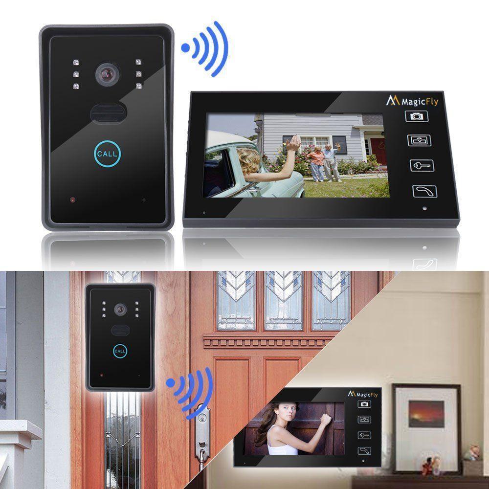 visiophone sans fil wifi bell750 bt security. Black Bedroom Furniture Sets. Home Design Ideas