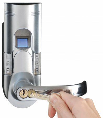 serrure biometrique empreinte digitale bt86 bt security. Black Bedroom Furniture Sets. Home Design Ideas