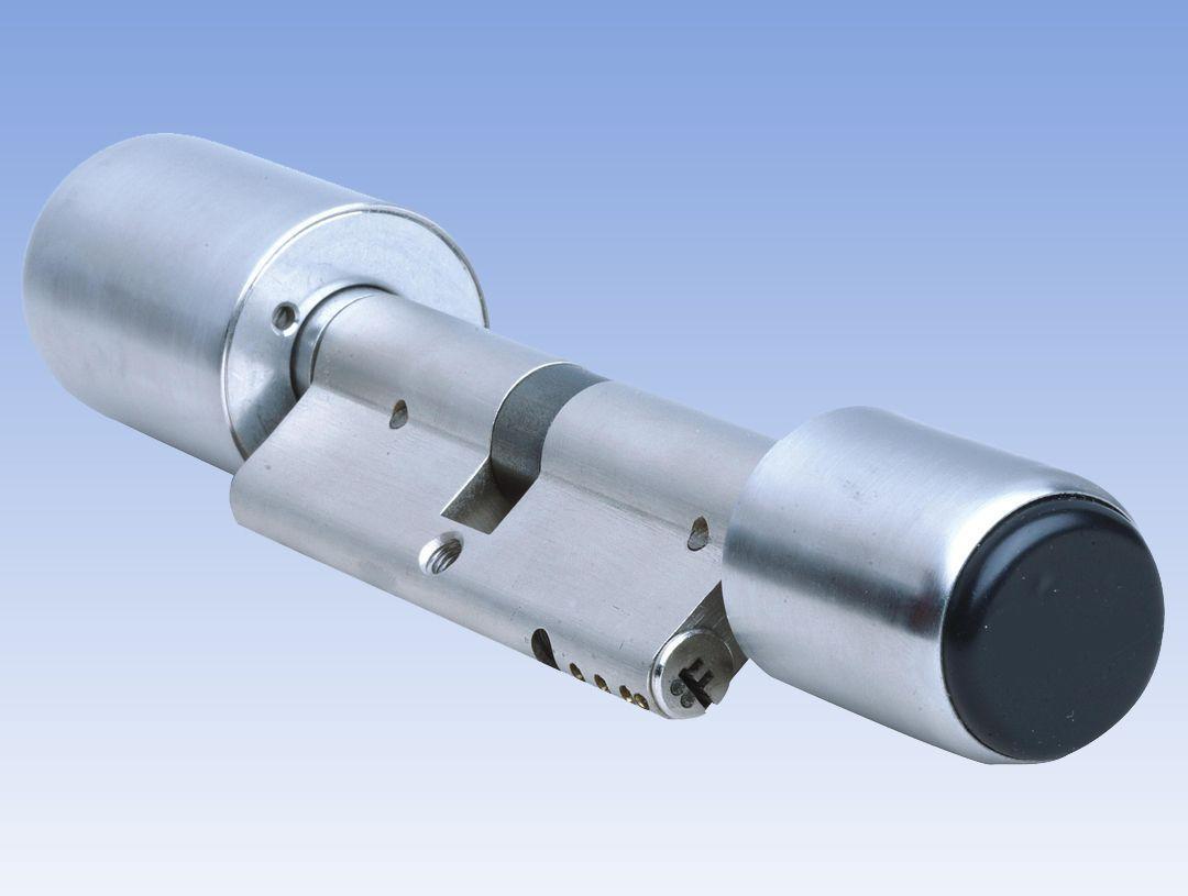 Cylindre électronique Autonome RFID Mifare BT BT Security - Cylindre porte