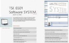 Logiciel TSE 6501 Logiciel SYSTEME
