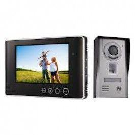 Portier biométrique à empreinte digitale visiophone DIGY