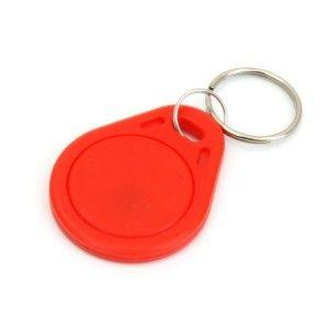 Badge porte clé