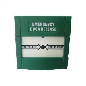 Déclencheur manuel d'ouverture de porte