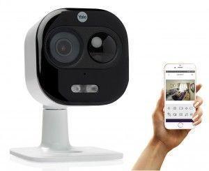 Caméra YALE All In One alarme intégrée