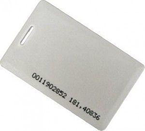 Carte RFID EM 125 Khz EM4200