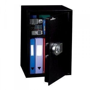 Coffre fort de sécurité HARTMANN HT135 - Serrure à clé A2P + Combinaison