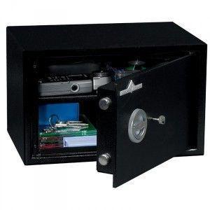 Coffre fort de sécurité HARTMANN HT30 - Serrure à clé A2P