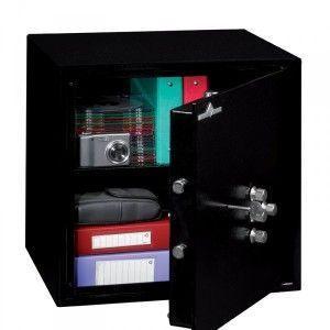 Coffre fort de sécurité HARTMANN HT50 - Serrure à clé A2P