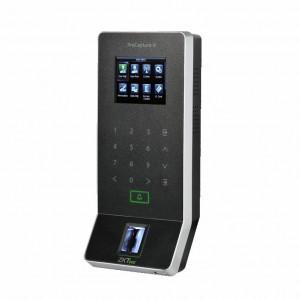 Contrôleur biométrique à empreinte digitale F22 (wifi) + lecteur carte MIFARE