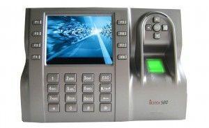 Pointeuse iClock 580 MF + option WIFI