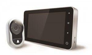 Judas numérique DDV 4500 mémoire interne - Yale Smart Living