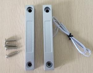 Capteur de fermeture de porte filaire - Normalement Ouvert