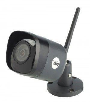 Yale Smart Living caméra extérieur 4MP Ultra HD