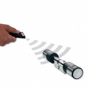 cylindre à télécommande