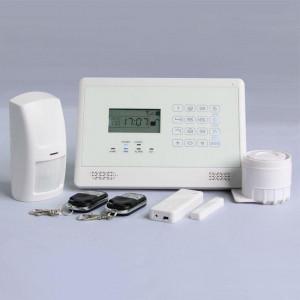Kit alarme anti-intrusion