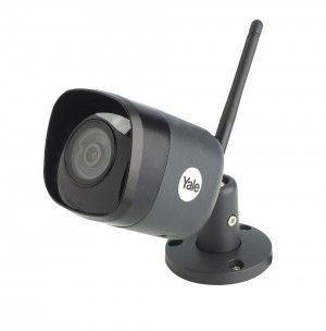 Caméra WIFI 4MP Yale Smart Living