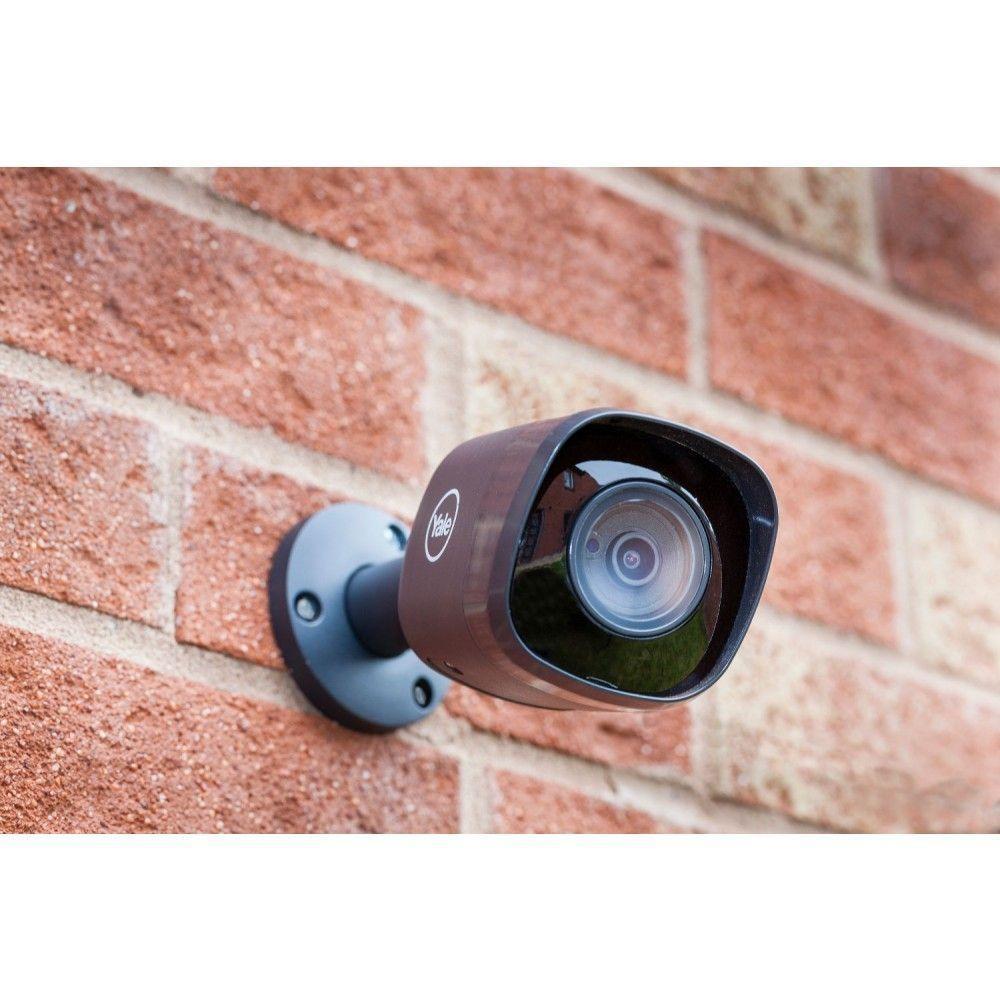 Yale Smart Living - Caméra filaire 1080P