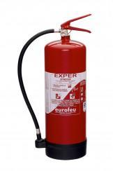 Extincteur eau pulvérisée avec additif - 9L