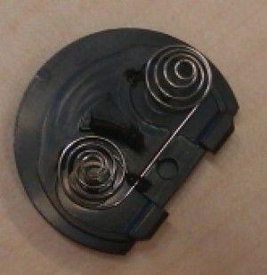 Capot boitier pile cylindre TSE5000 - TSE6000