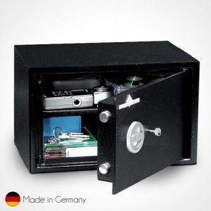 Coffre fort de sécurité HARTMANN HT15 - Serrure à clé