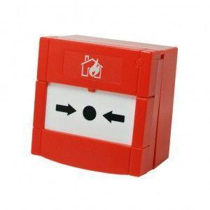 Déclencheur manuel d'alarme incendie