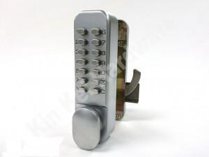 Serrure à code mécanique BT6014 à pêne crochet