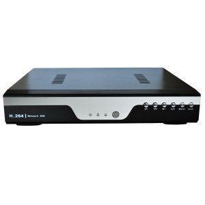NVR 4 port IP POE