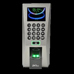 Contrôleur biométrique à empreinte digitale F18