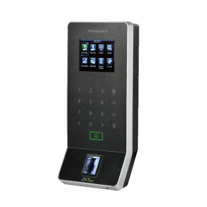 Contrôleur biométrique à empreinte digitale F22 (wifi) + lecteur carte EM