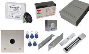 Kit de contrôle d'accès PTT - VIGIK PLUS