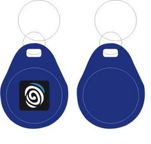 Badge personnalisé avec logo