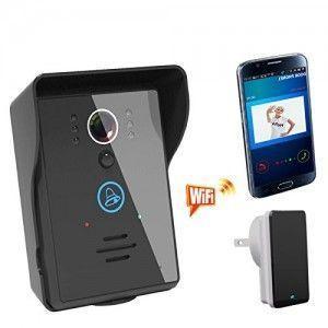Visiophone WIFI + sonnette pour Smartphone/Tablette