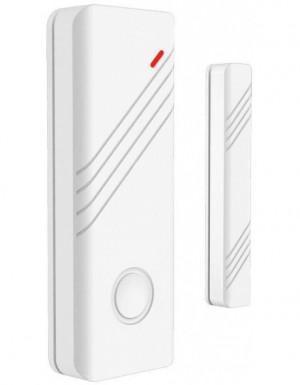 Détecteur sans fil d'ouverture de porte (ou fenêtre) pour alarme