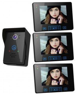 Visiophone sans fil WIFI BELL750 triple