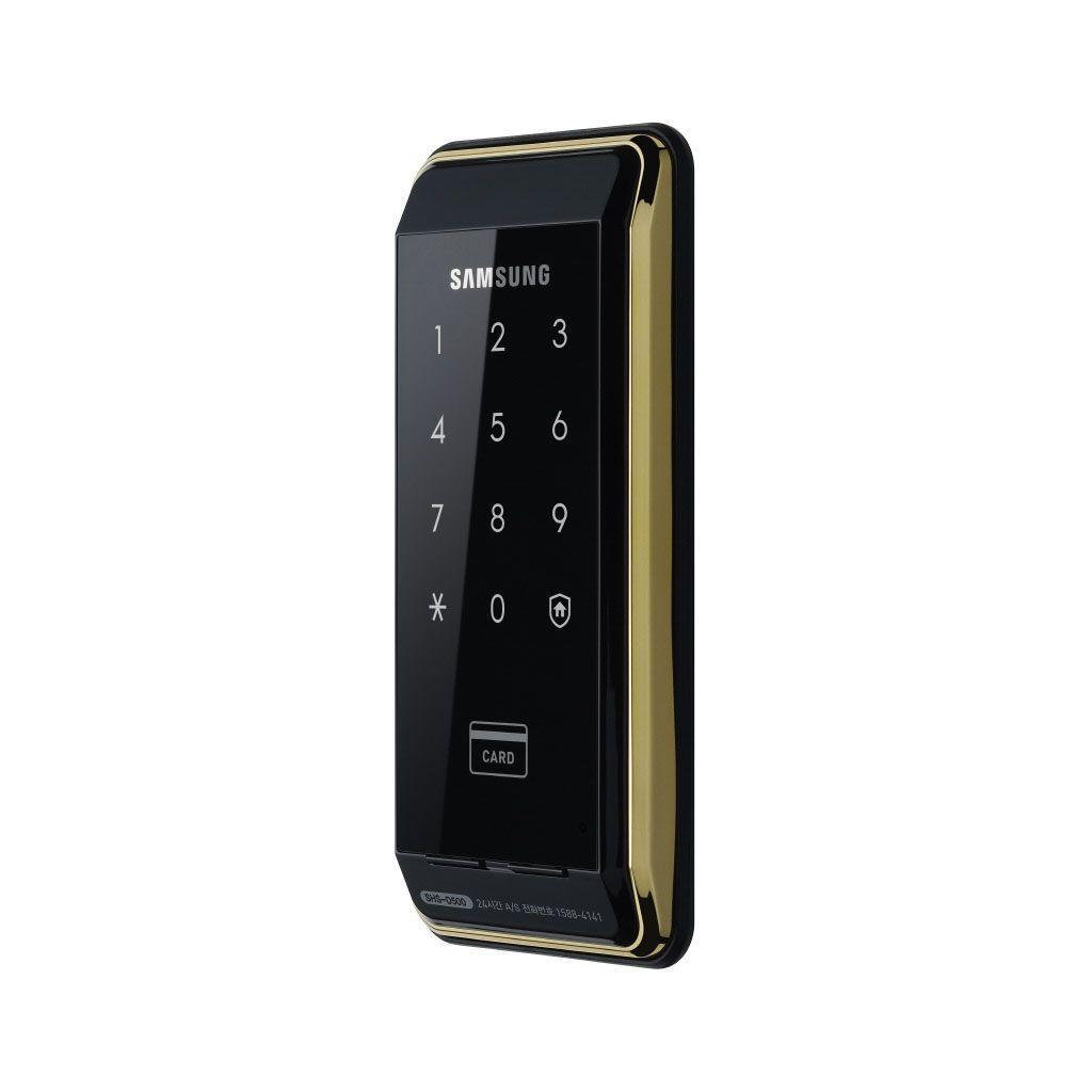 verrou rfid et code samsung ezon shs d500 gold bt security. Black Bedroom Furniture Sets. Home Design Ideas