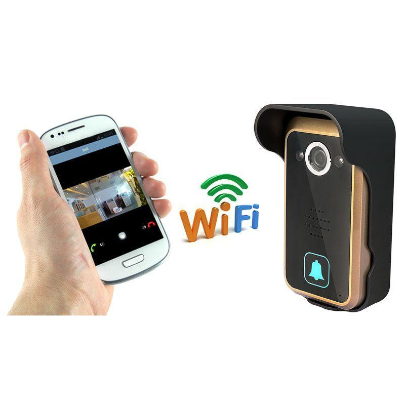 Visiophone WIFI pour Smartphone/Tablette - BT Security