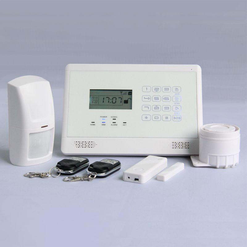 kit alarme safe anti intrusion sans fil gsm bt security. Black Bedroom Furniture Sets. Home Design Ideas