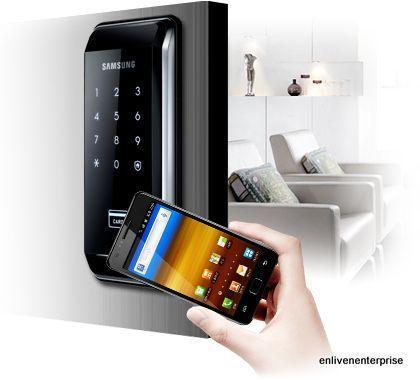 verrou rfid et code samsung ezon shs 2920xmk bt security. Black Bedroom Furniture Sets. Home Design Ideas